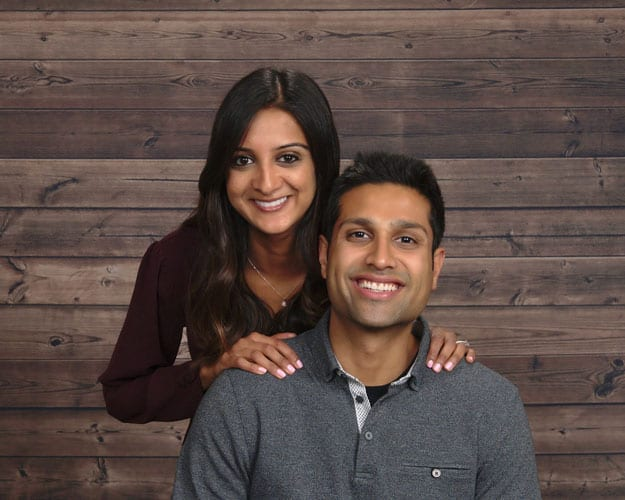 Dr Dhaval Patel And This Wife Reema